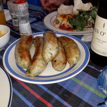 Chicken, Bacon and Leek Sausage – Westmere Butchery