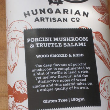 Hungarian Artisan Co – Salami