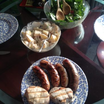 Manuka Honey and Hickory Sausage