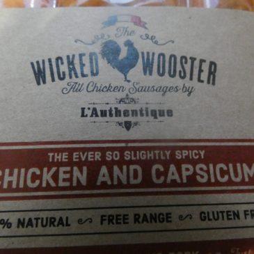 Chicken and Capsicum – L'Authentique