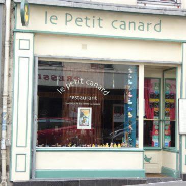 Tres Magnifique – Le Petit Canard, Paris