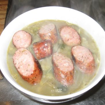 Andouille Sausage – The Sausage Shed