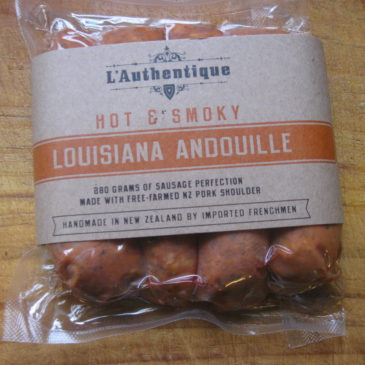 Andouille and Australians