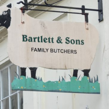 Sausages from Bath