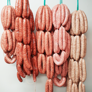 Chicken, Chilli and Lime Sausages – Well Hung Butchers