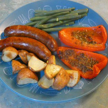 Argentinian Duck Chorizo Sausages