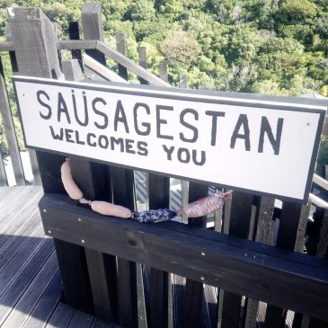 Welcome to Sausagestan