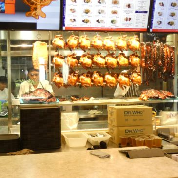 Michelin star restaurant – where were the sausages?