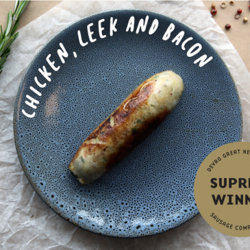 Westmere Butchery does it again! – Supreme Award Devro Great NZ Sausage Competition