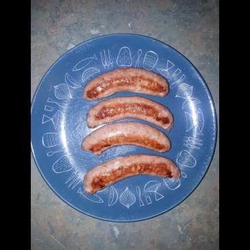 Pork and Fennel Sausages – Zamora